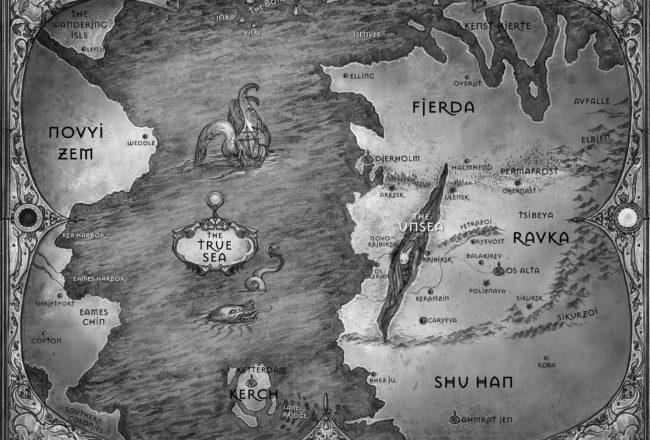 Grisha World Map