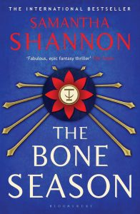 The Bone Season, Samantha Shannon, hardback