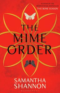 The Mime Order, Samantha Shannon, Hardback