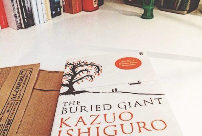 Uriașul îngropat, Kazuo Ishiguro