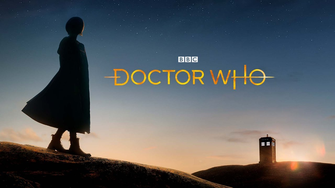 Doctor Who new season logo and poster, BBC