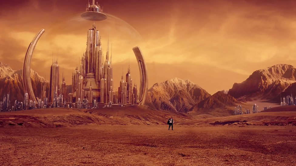 Gallifrey, home-planet of the Doctor, Doctor Who