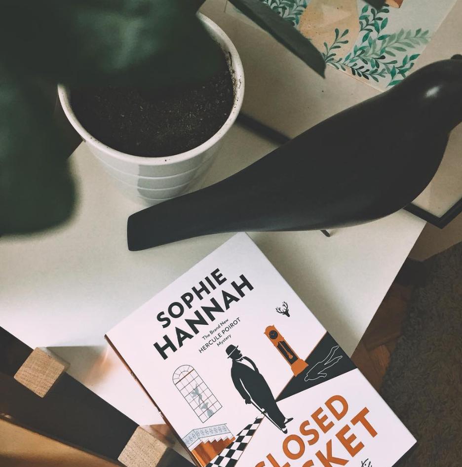 The Closed Casket, Sophie Hannah