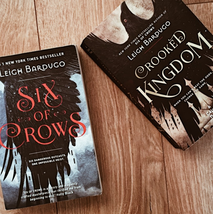 Six of Crows & Crooked Kingdom de Leigh Bardugo
