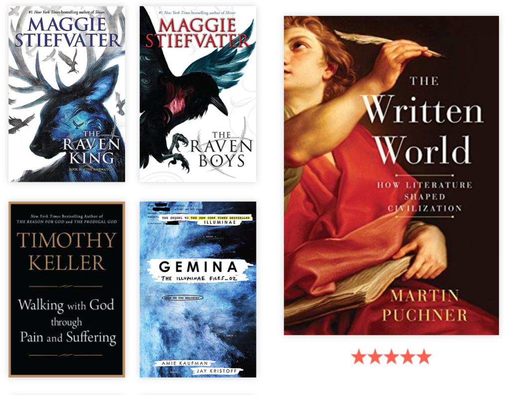 cărți citite în 2019