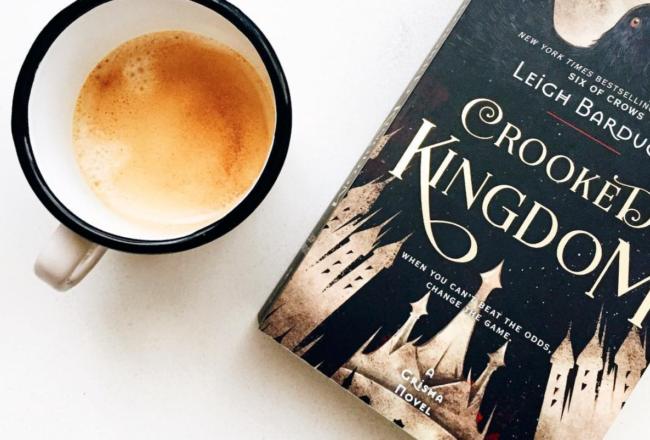 Crooked Kingdom de Leigh Bardugo