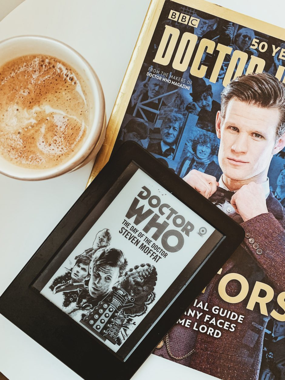 Doctor Who: The Day of the Doctor de Steven Moffat