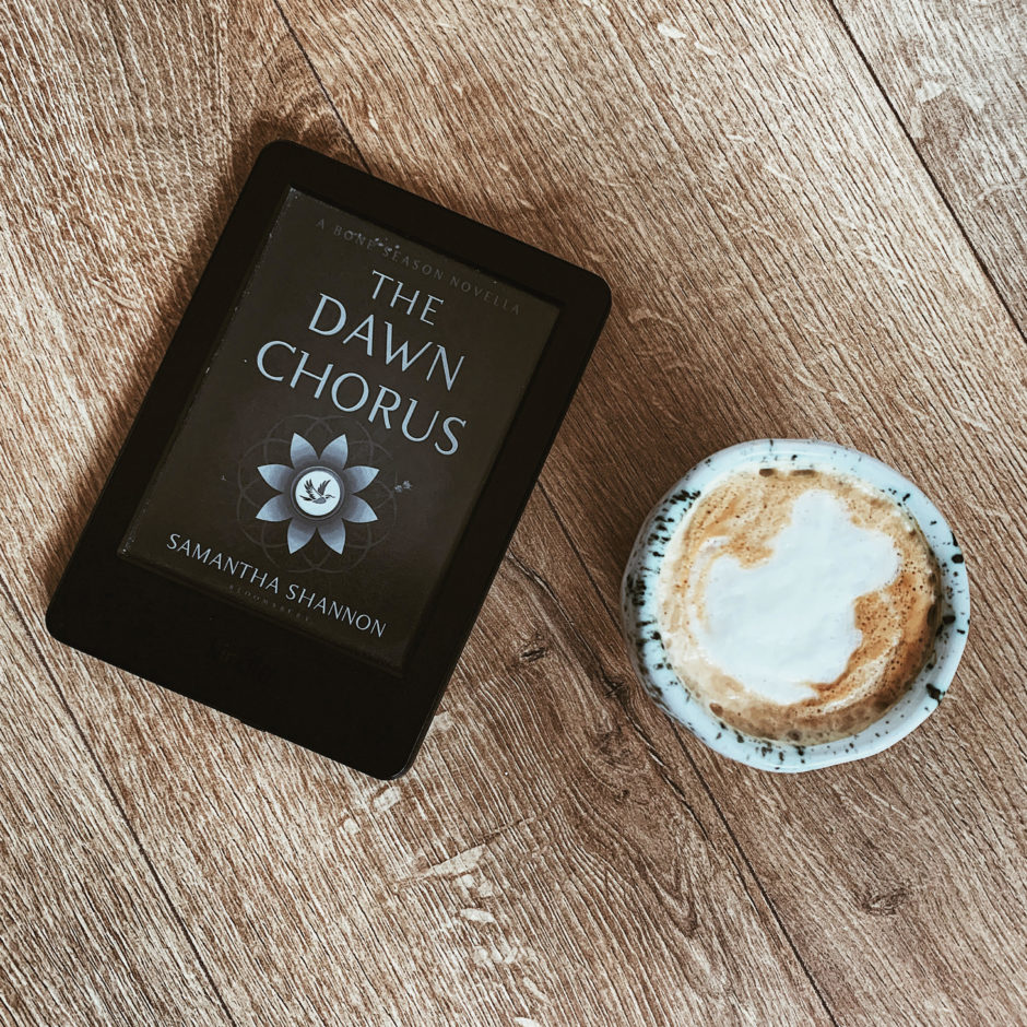 The Dawn Chorus ebook by Samantha Shannon