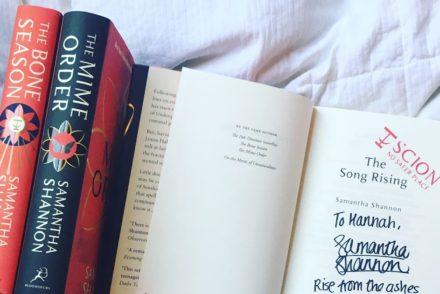 The Song Rising, by Samatha Shannon
