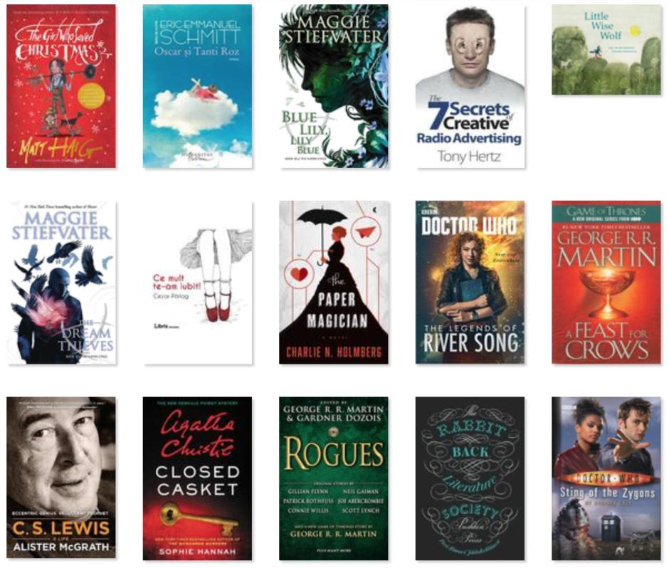 Goodreads 2018 books