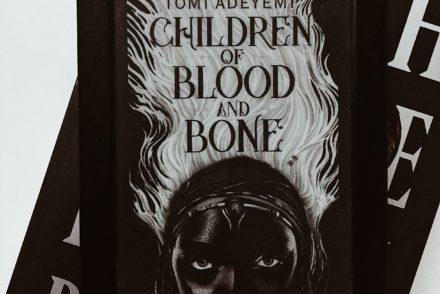 Children of Blood and Bone, Tomi Adeyemi