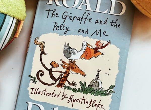 The Giraffe and the Pelly and Me, de Roald Dahl