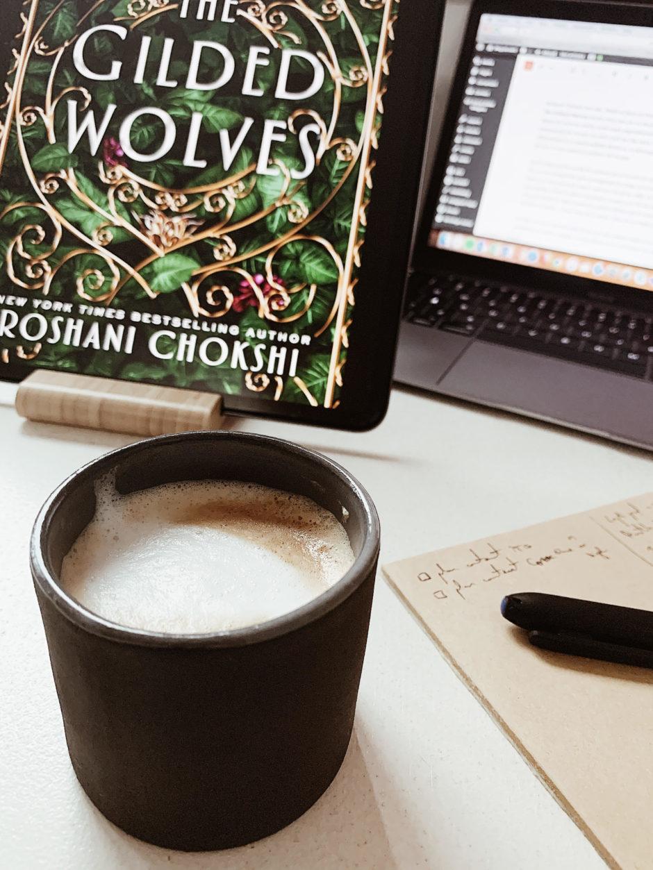 The Gilded Wolves de Roshani Chokshi
